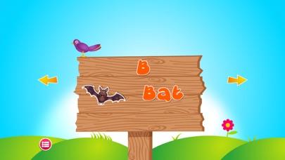 حديقة الحروف : تعلم والعب  لتعليم الاطفال الحروف العربية والانجليزية بالنطق والكلمات والهجاءلقطة شاشة3