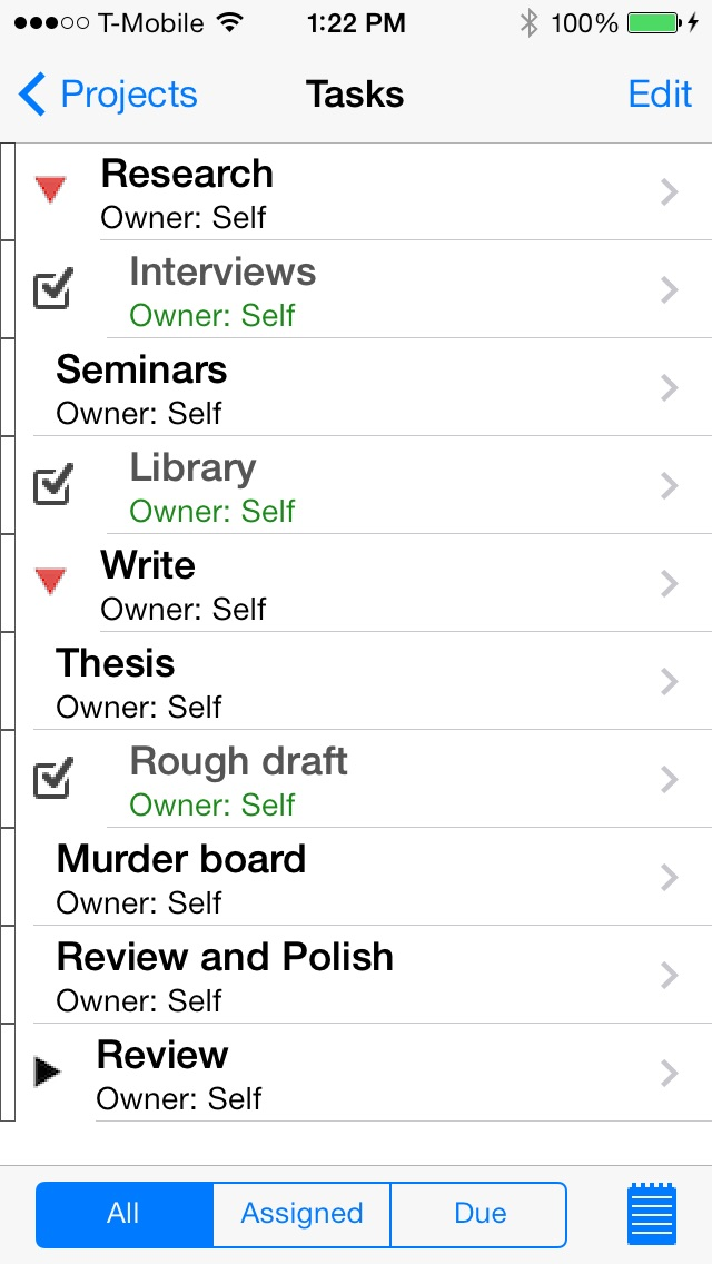 download SyncMyProject - Time, Expense and Task Tracking plus Note Taking apps 1