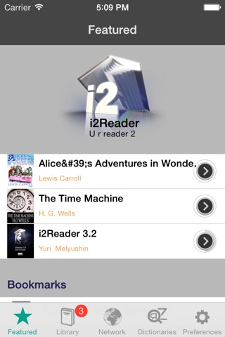 i2Reader screenshot 3