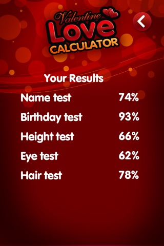 Super Love Calculator screenshot 4