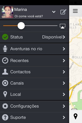 Zello Walkie Talkie screenshot 4