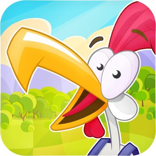 Chicken Fly! iOS App
