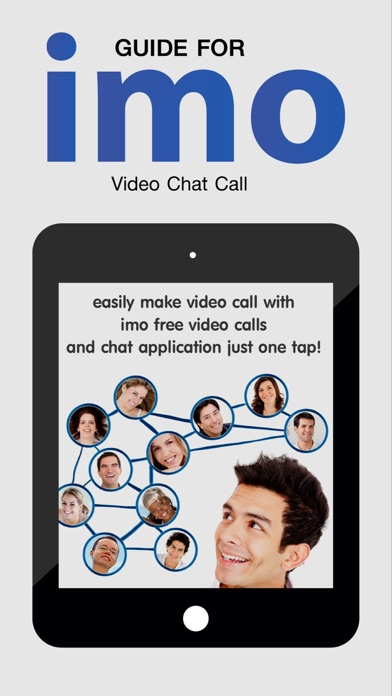 Screenshots of Guides for imo Video Chat Call for iPhone