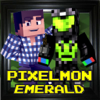 Crowlly Sepera - Emerald ( Pixelmon Edition ) : Hunter Survival Mini Block Game for Pixelmon artwork