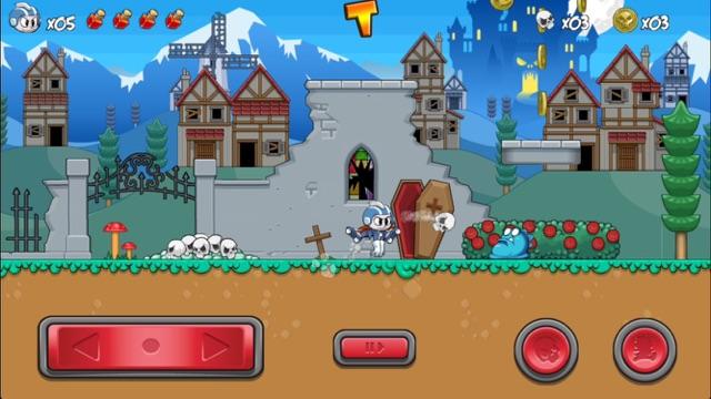 Дети Дракулы Screenshot