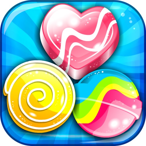 Candy Puzzle Match-3 iOS App