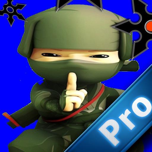 Girl Ninja Pro Icon