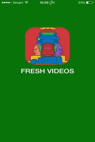 Fresh Videos screenshot 1
