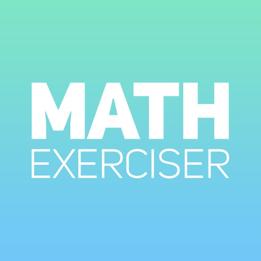 MathExerciser iOS App