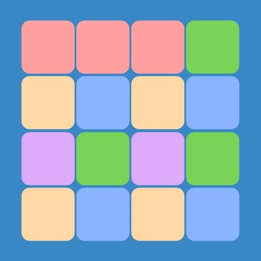 Color Flood Touch iOS App