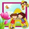 Giochi di Apprendimento ABC Animati Alfabeto Per Bambini e Neonati-s: Il Mio Bambino è Imparare-ing Sort-ing