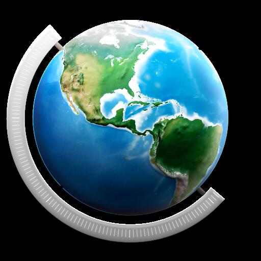 Экономический Глобус 3D – Алтас Путешественника