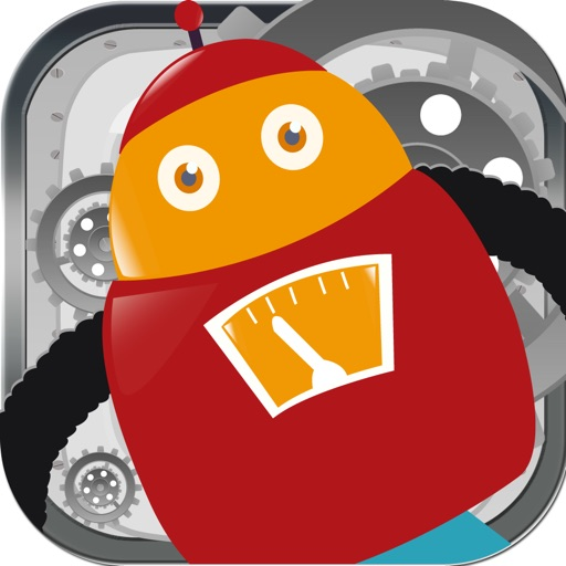 Don't Touch the Mechanical Spikes! - Iron Cage Escape- Free iOS App