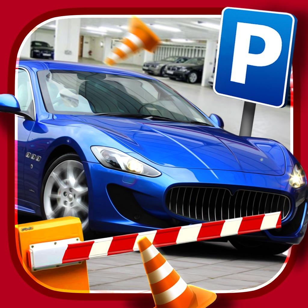 multi level 2 car parking simulator game gratuit jeux de voiture de course dans l app store. Black Bedroom Furniture Sets. Home Design Ideas