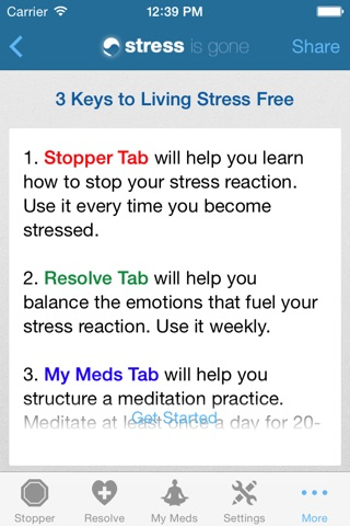 Stress Is Gone screenshot 4