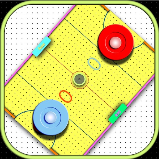 Air Hockey - Color iOS App