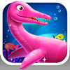Dinosaur Park 3: Sea Monster - Fossil dig & discovery dinosaur games for kids in jurassic park
