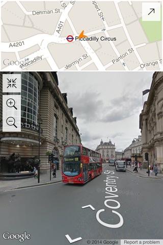 iMaps+ for Google Maps screenshot 2