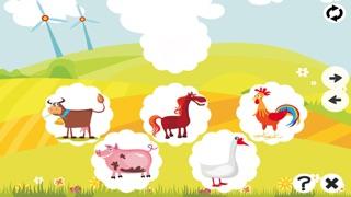 Screenshot of Animal Memorizzazione Bambini Gioco: Scopri il Pensiero Logico5