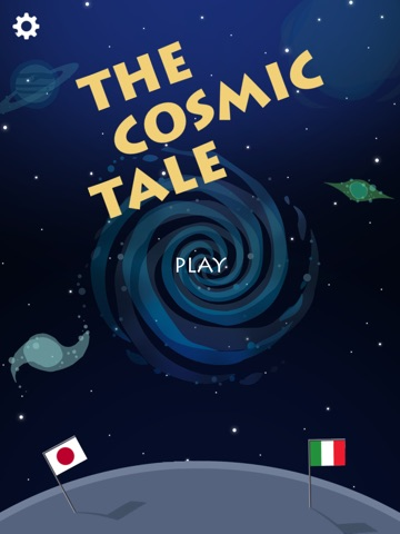 The Cosmic Tale screenshot 1