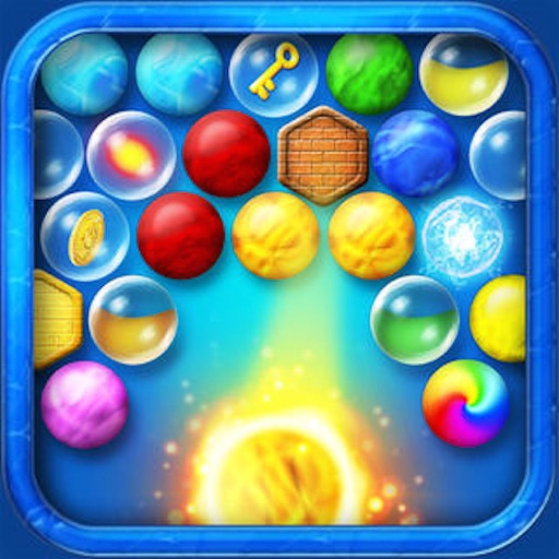 Bubble Shooter - rescue the panda iOS App