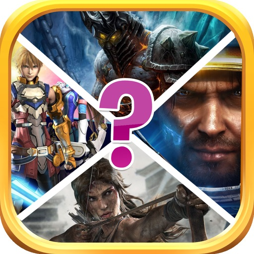 Trivia for Video Game Lovers - Guess The Video Game Names!!!! iOS App