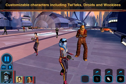 Star Wars®: Knights of the Old Republic™ screenshot 4