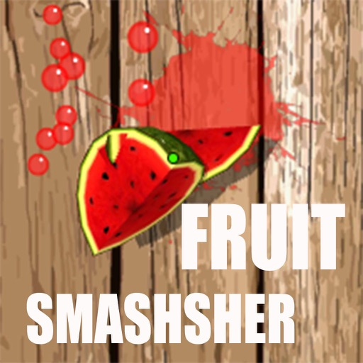 Fruit Smasher 3D iOS App
