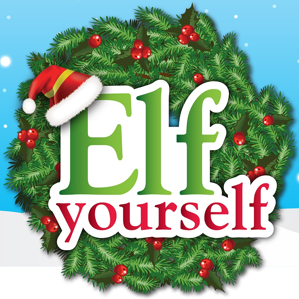 Elfyourself by office depot inc on the app store - Office max elf yourself free download ...