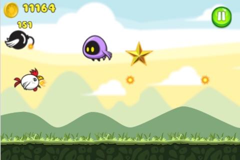 Chickens vs Aliens - Free screenshot 3