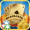 Блэкджек 21 — Удвоить карты игры Дом и Вегас казино Стратегия