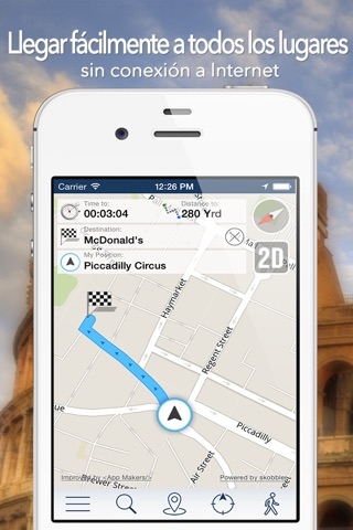 Dubai Offline Map + City Guide Navigator, Attractions and Transports screenshot 3