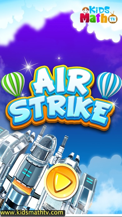 Air Strike Multiplication Screenshot