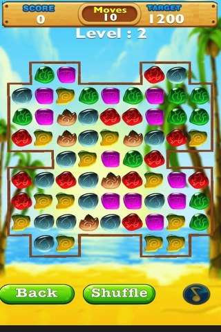 Jewel Buster Match Fun- Clash Pop and Dash the Jewels with Friends - A Top Free Game! screenshot 2