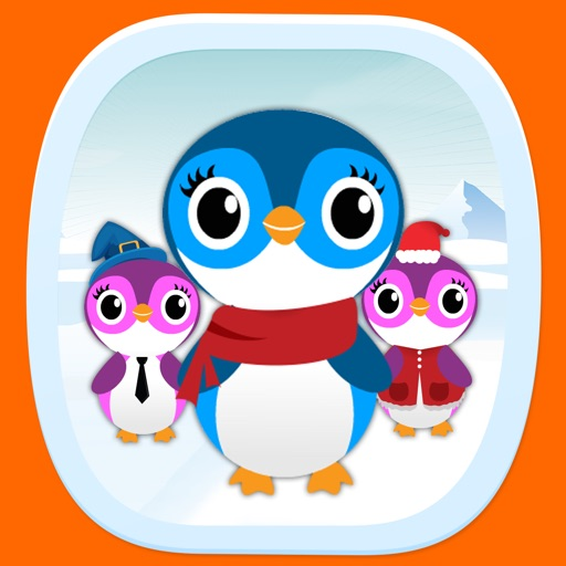 Touch The Penguin: Spend your holiday with Christmas Animal iOS App