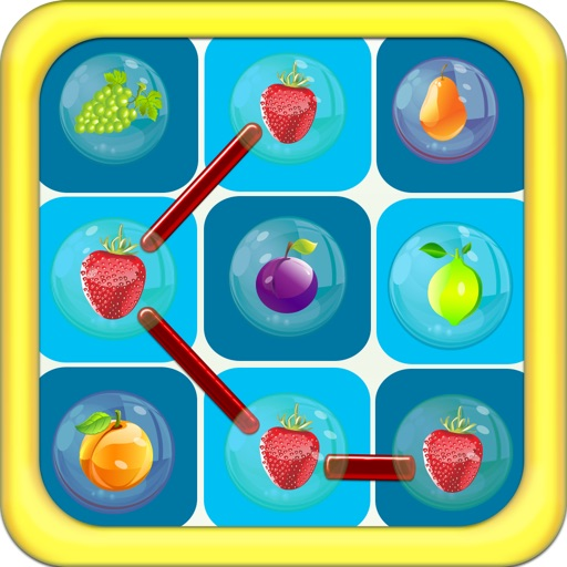 Fruit Bubble Splash Matching Mania iOS App