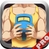 Kettle-Bell & Abs Workout PRO - 10 Minute Haltère Six-Pack Exercices & noyau Cross Training