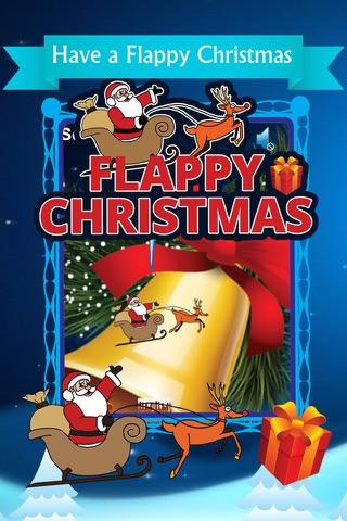 Flappy Christmas - Present Drop! screenshot 1