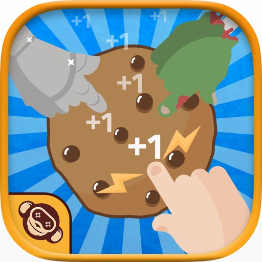 Cookie Clicker MultiTouch - The Original Best Free Idle & Incremental Game iOS App