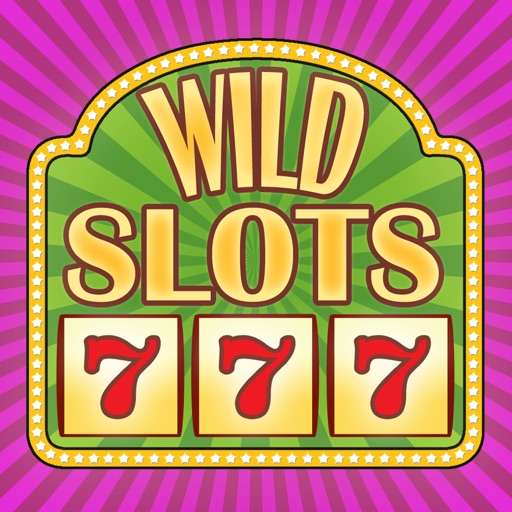 Crazy Wild Slots - Las Vegas Casino Party Slot Machine *777* iOS App