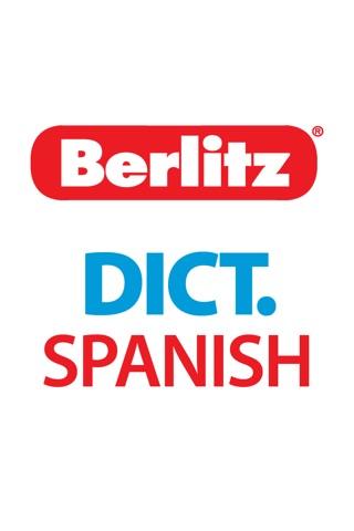 Spanish <-> English Berlitz Standard Talking Dictionary screenshot 1