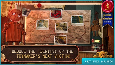 Deadly Puzzles: Toymaker (Full) screenshot 5