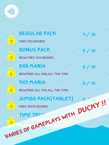 Ace of Duck Amuck Faces - Ducky Match and Link Fun Flow PRO-ipad-3
