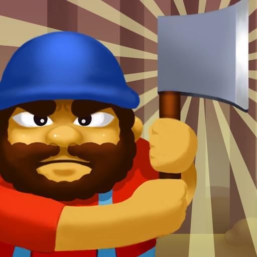 Choppingman iOS App