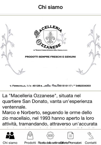 Macelleria Ozzanese screenshot 1