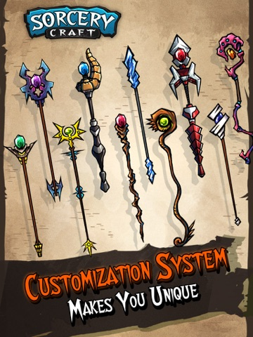 Скачать Sorcery Craft