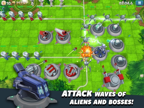 Tower Madness 2: #1 in Great Strategy TD Games Screenshot