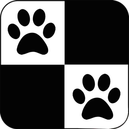 Black Step -Addictive Speedy Mind Checker Game iOS App