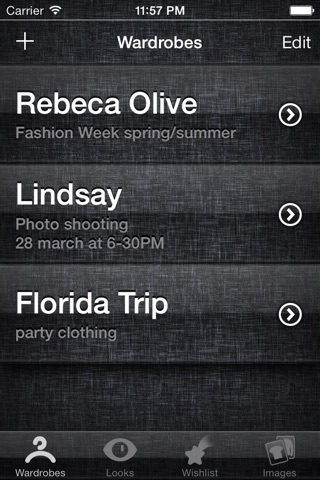 Wardrobe Assistant Pro screenshot 1