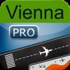 Flughafen Wein + Flight Tracker Austrian VIE airlines